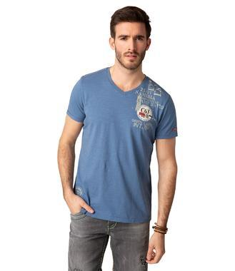 Tričko CCU-1900-3713 Mid Blue
