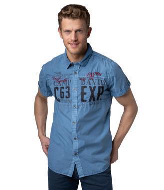Košile CCU-1900-5717 Mid Blue