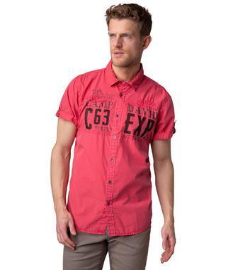 Košile CCU-1900-5717 Red
