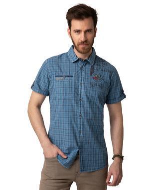 Košile CCU-1900-5759 Mid Blue