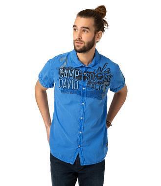 Košile CCU-1900-5991 arctic blue
