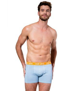 Boxerky CCU-1955-8367 powder blue