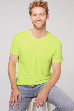 Tričko CCU-2000-3964 neon lime