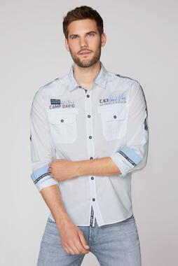 Košile CCU-2000-5219 opticwhite