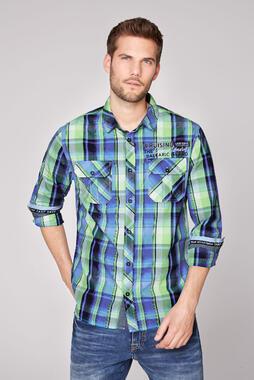 Košile CCU-2000-5221 neon green