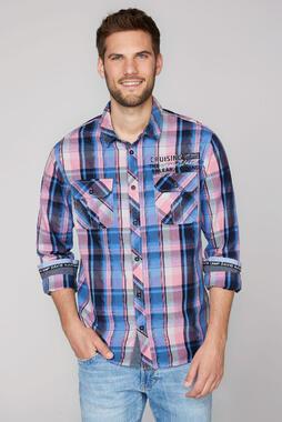 Košile CCU-2000-5221 neon pink