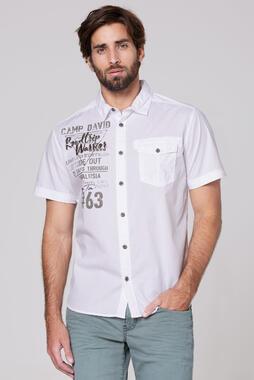Košile CCU-2000-5191 opticwhite