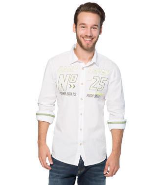 Košile CCU-5555-5908 optic white