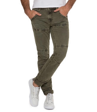 Džíny Regular Fit CDU-9999-1891 Khaki
