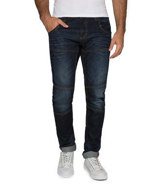 Džíny Regular Fit CDU-9999-1895 Dark Blue