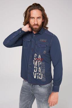 Košile CG2108-5180-11 deep sea