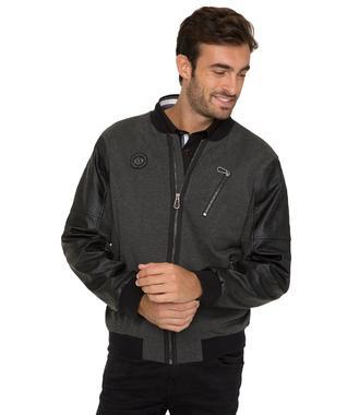 Bomber jacket CHS-1755-2001 - dark anthracite
