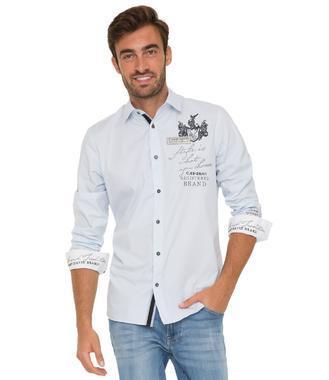 modrá košile CHS-1755-5173 Regular Fit