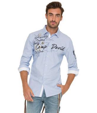 Košile CHS-1755-5174 - Summer Blue, Regular Fit