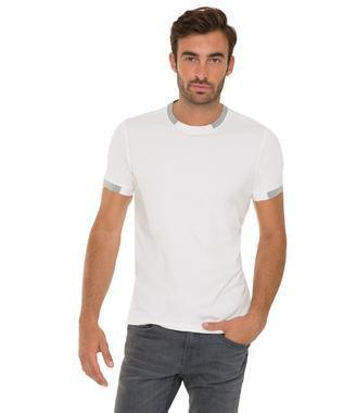 Bílé tričko CHS-1801-3016