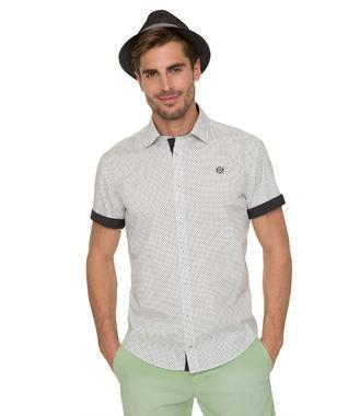 Košile Modern Fit CHS-1801-5007 black