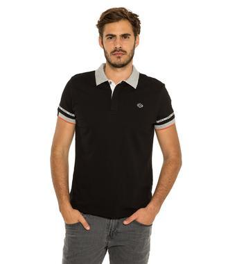polo 1/2 CHS-1807-3009 black