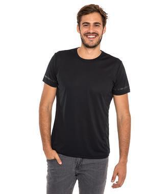tričko 1/2 CHS-1807-3013 black