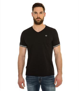 Tričko CHS-1855-3050 black