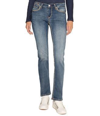 L32 kalhoty SDU-1855-1373 blue vintage