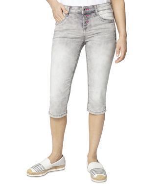 Džínové 3/4 kalhoty SDU-1900-1404 grey random