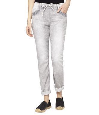 Kalhoty SDU-1900-1408 L32 grey