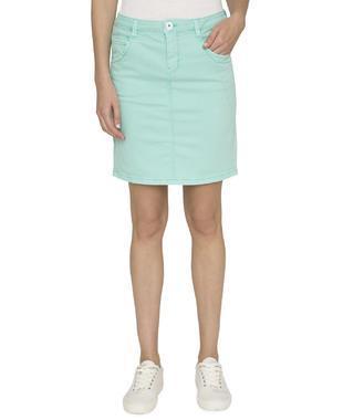 Džínová sukně SDU-1900-7392 soft green