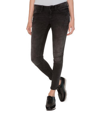 Slim Fit Jeans, Black Vintage