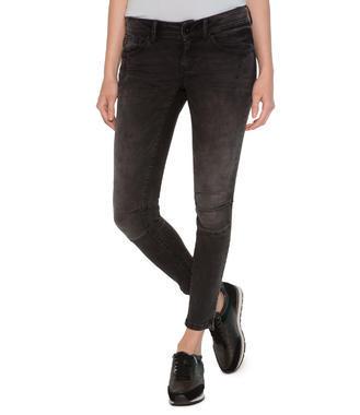 Slim Fit Jeans, Black Vintage