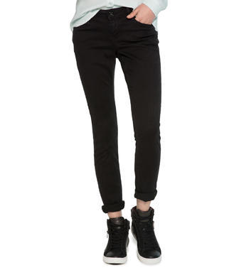 Slim Fit Jeans, Black