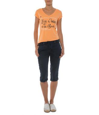oranžové tričko Soccx Riviera Maya