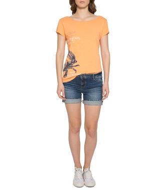 oranžové tričko Soccx Spirit Riviera Maya