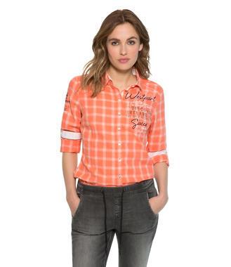 Oranžová košile Soccx Wild Atlantic Way