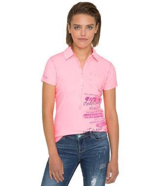 Polotričko SPI-1801-3102 neon pink