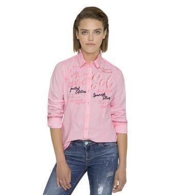 Košile SPI-1801-5113 neon pink