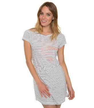 šaty SPI-1805-7249 optic white