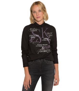 košile SPI-1808-5896 black