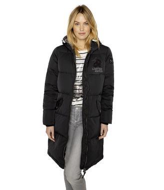Kabát péřový SPI-1855-2925 black