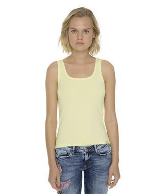 Top SPI-1855-3152-1 bleached yellow