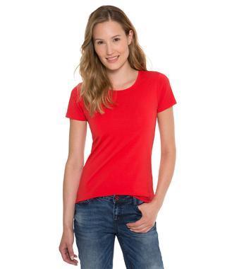 Basic Soccx - červené tričko SPI-1855-3153