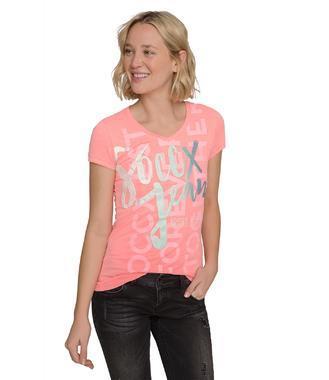 Tričko SPI-1855-3779 neon pink