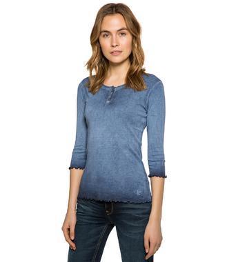tričko 3/4 RI SPI-1855-3870-2 shadow blue