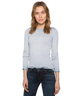 tričko 1/1 SPI-1855-3965 dusky blue