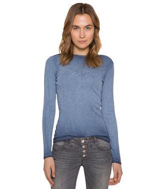 tričko 1/1 SPI-1855-3965 shadow blue
