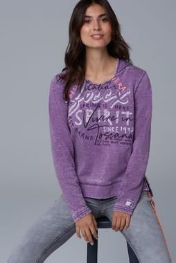 Mikina SPI-1911-3488 bright purple