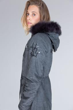 Parka SPI-1955-2337 dark grey