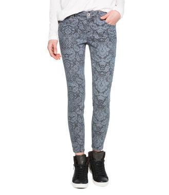Kalhoty STO-1708-1515 grey blue