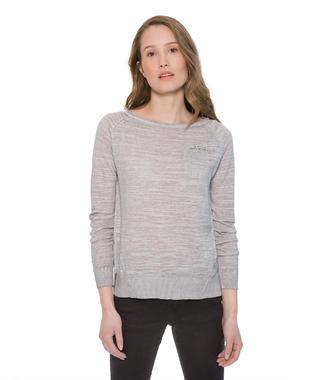 Svetr STO-1708-4513 light grey