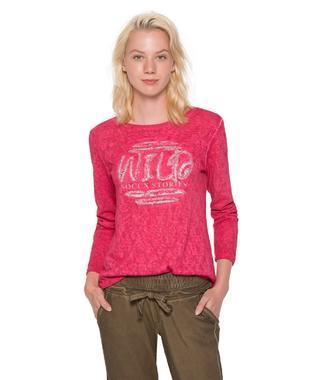 t-shirt 1/1 STO-1807-3688 sunset pink