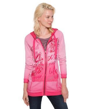 Mikina STO-1807-3692 Sunset pink
